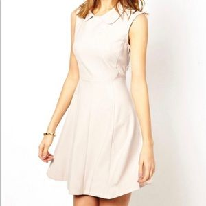 French connection Dress with Peter Pan collar 10
